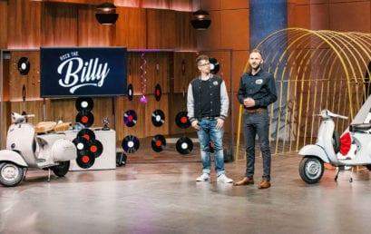 """Rockthebilly tanzt sich in VOX-Format """"Die Höhle der Löwen"""""""