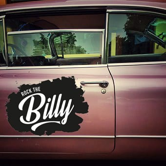 Rock The Billy im Münchner Westen
